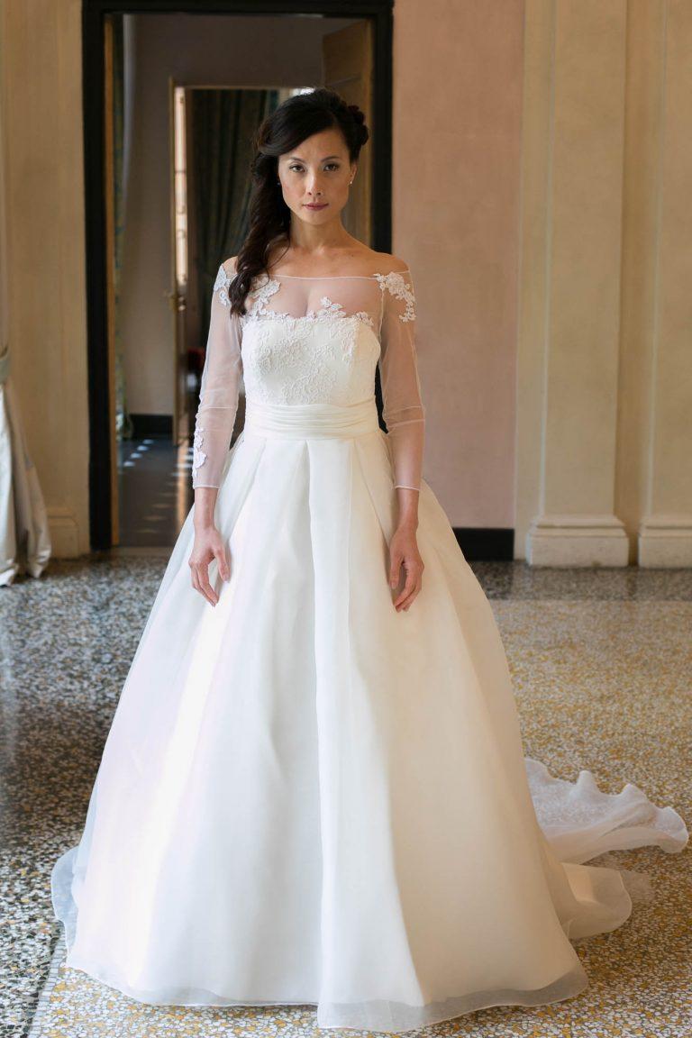 Rosa - Abito da sposa